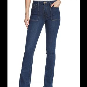 Joe's Jeans Micro Flare High Rise Skinny Flare
